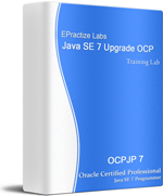 Java SE 7 Upgrade OCP Training Lab